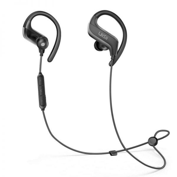 Uiisii Bt100 Wireless Bluetooth Sports Earphones (1)