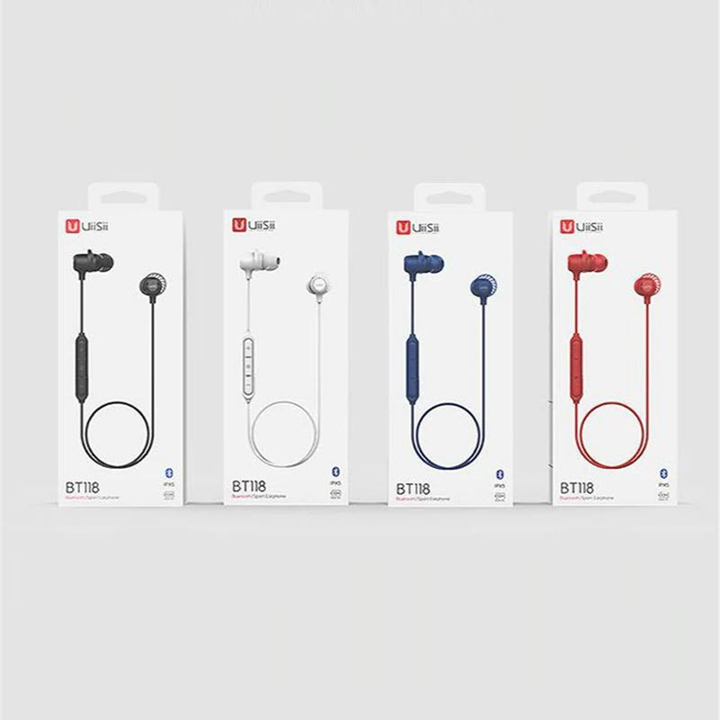 Uiisii Bt118 Ai Smart Voice Control Wireless Bluetooth Earphones (12)