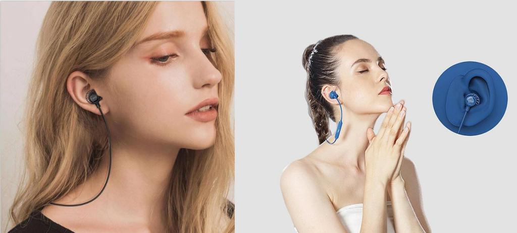 Uiisii Bt118 Ai Smart Voice Control Wireless Bluetooth Earphones (2)