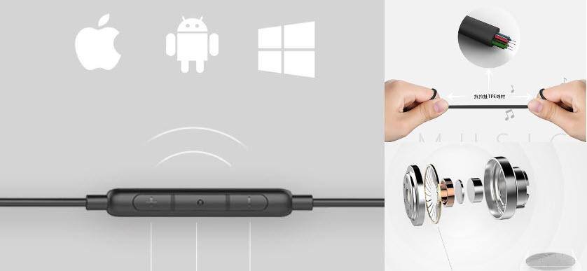 Uiisii I5 Lightning Earphones For Iphone Ipad And Ipod (1)