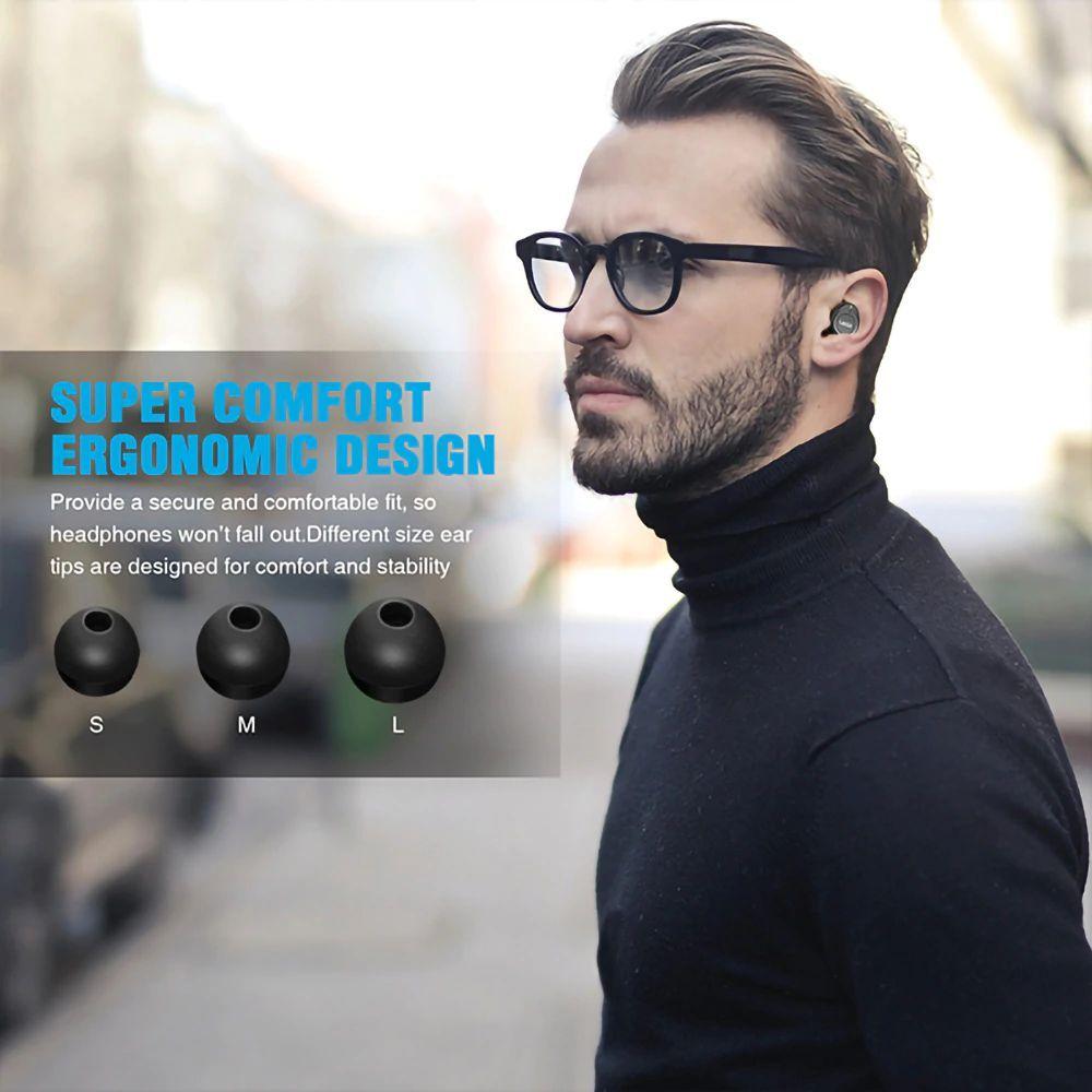 Uiisii Tws60 Bluetooth 5 0 Waterproof True Wireless Earbuds (8)