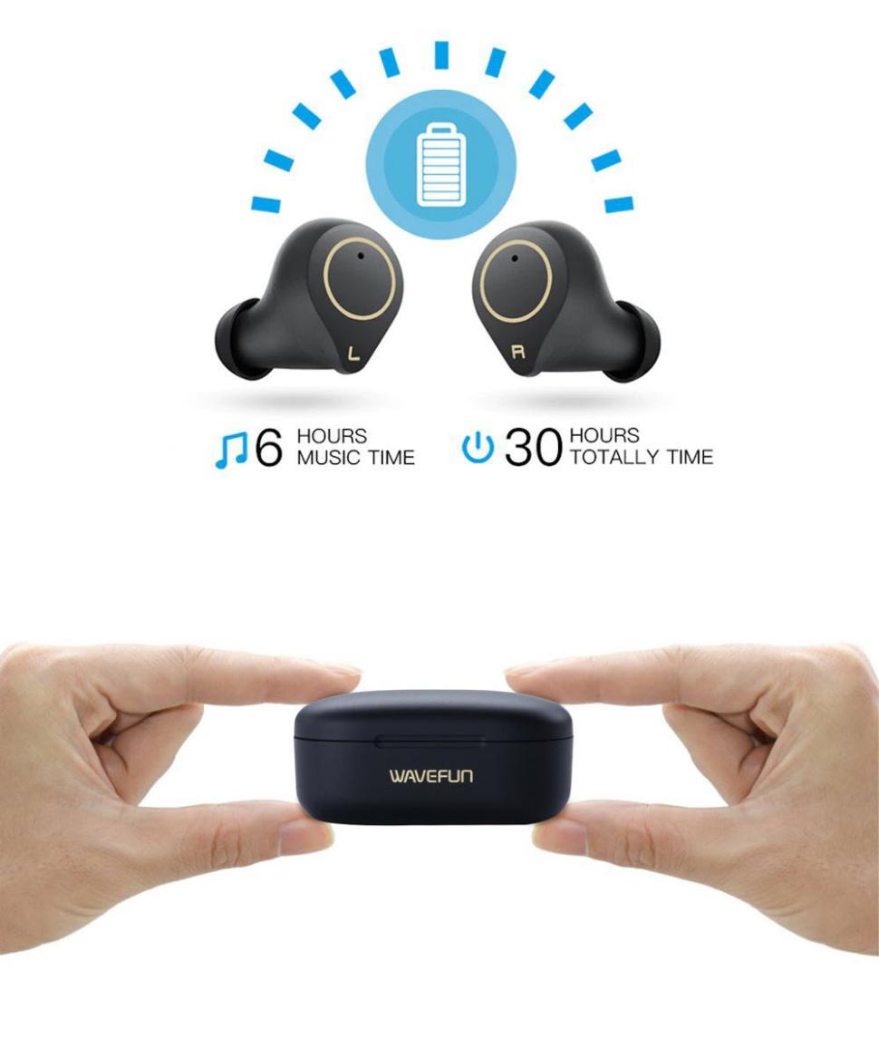 Wavefun Xpods 3 Tws Earbuds Bluetooth 5 0 (5)