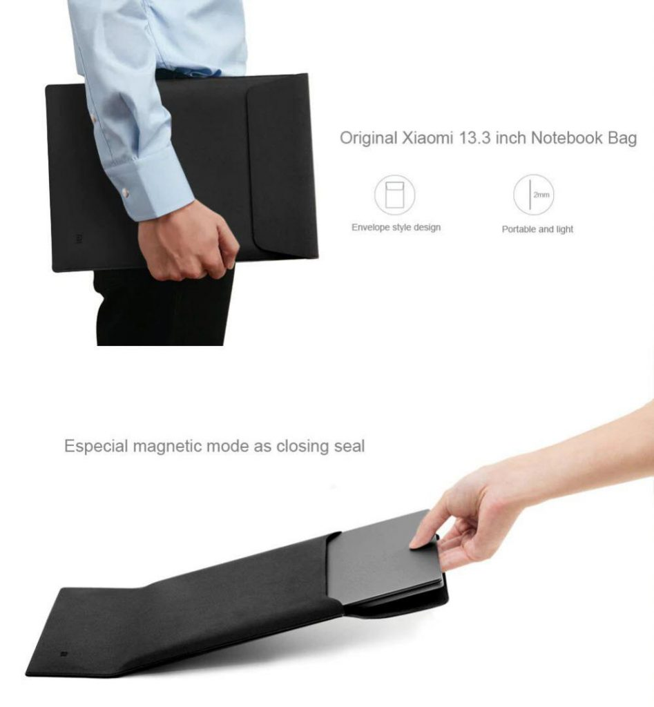 Xiaomi 13 3 Inch Notebook Sleeve Bag 5