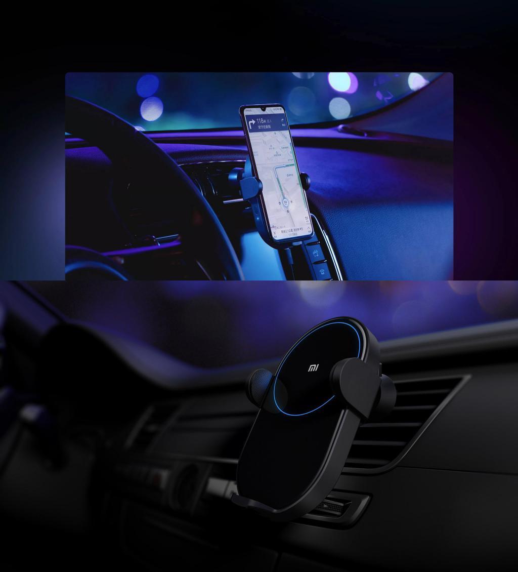 Xiaomi 20w Wireless Car Charger (6)