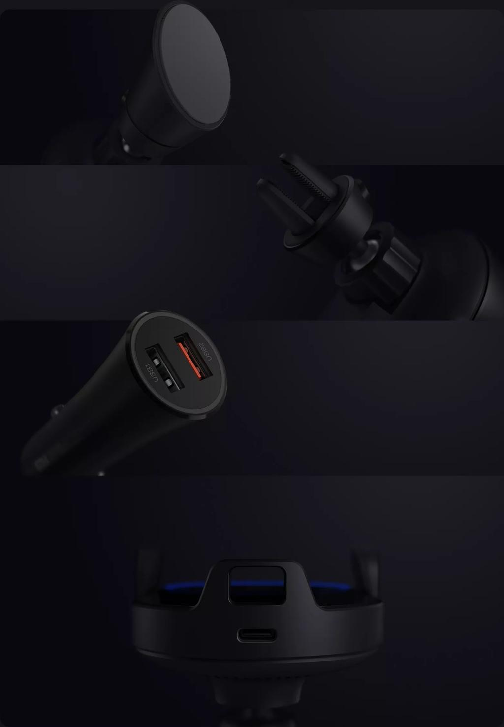 Xiaomi 20w Wireless Car Charger (7)