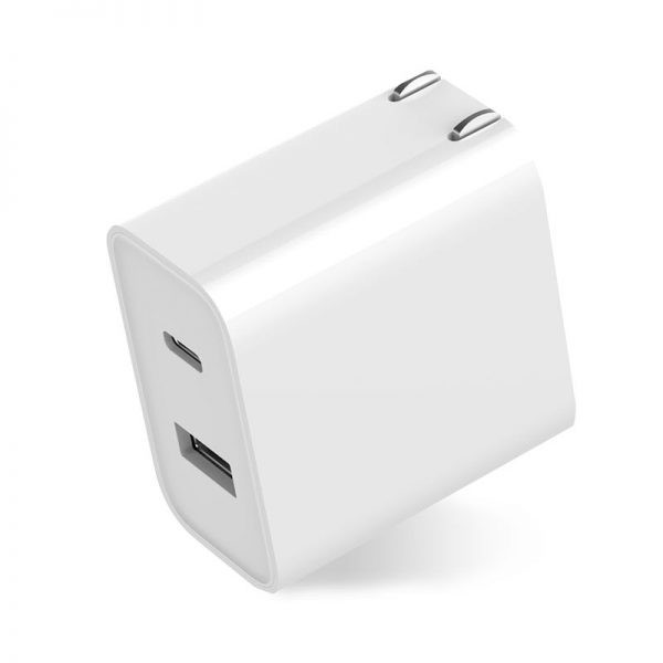 Xiaomi 30w 2 Port Usb C Wall Charger (1)