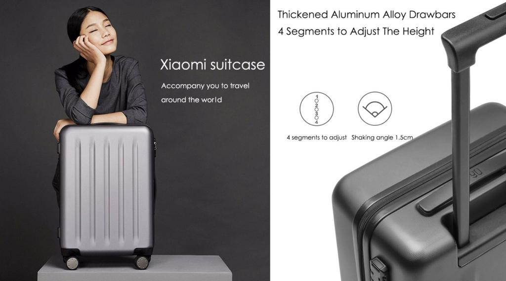 Xiaomi 90 Points Travel Suitcase 24 Inches (1)