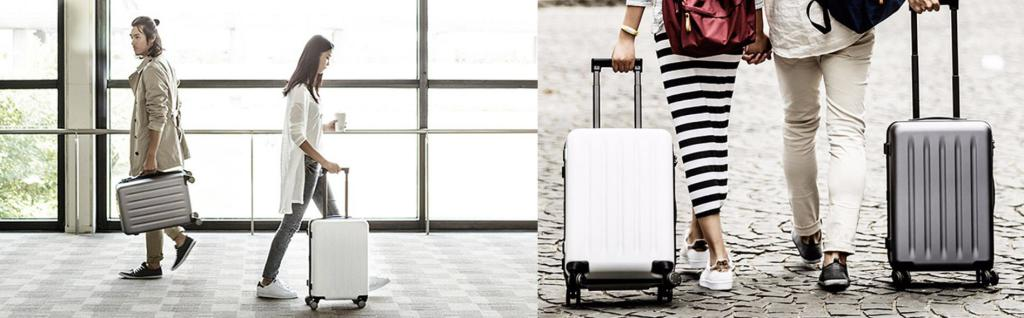 Xiaomi 90 Points Travel Suitcase 24 Inches (2)