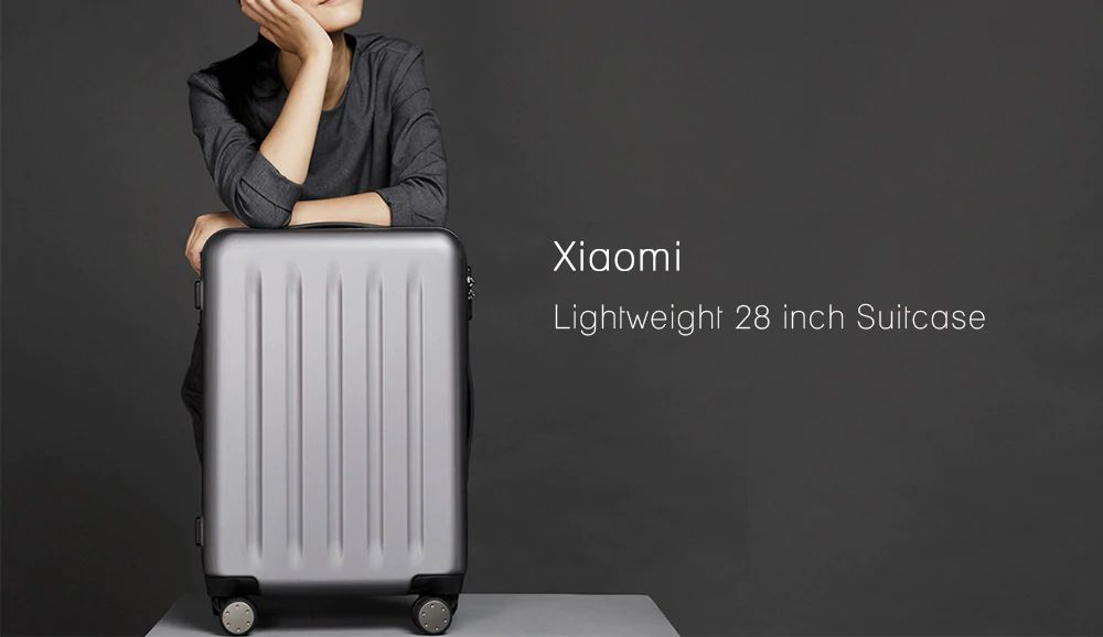 Xiaomi 90 Points Travel Suitcase 28 Inches (10)