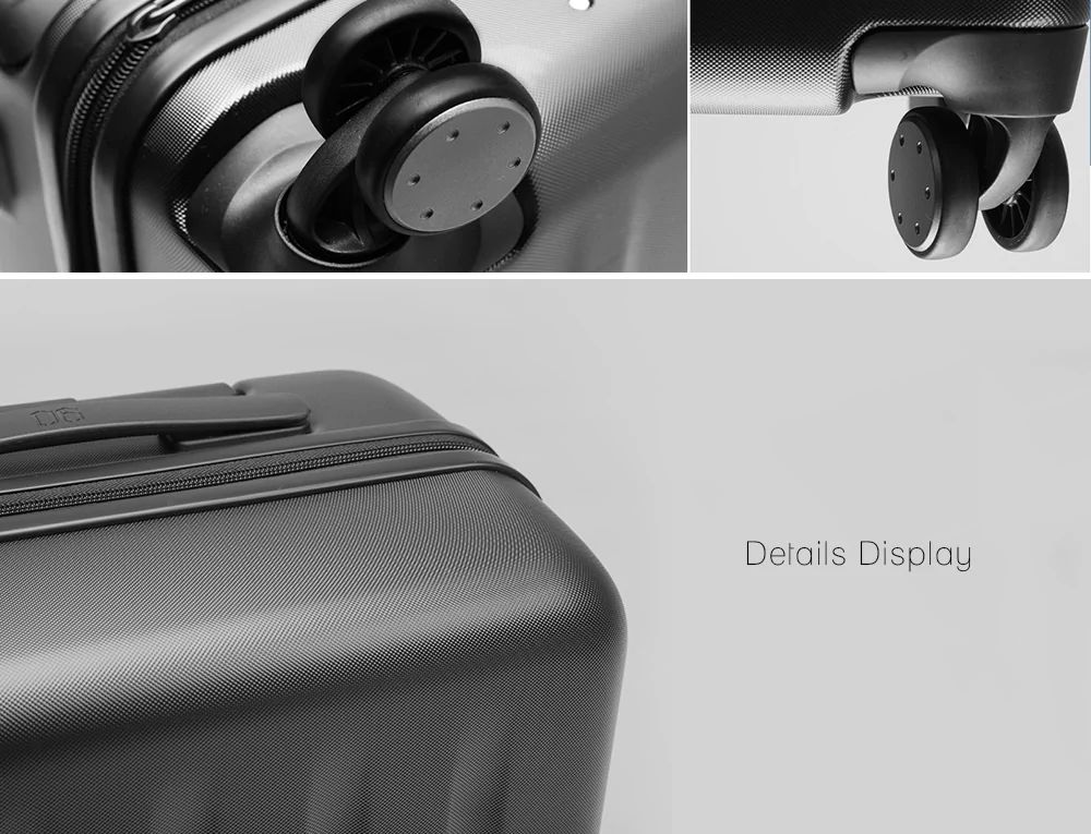 Xiaomi 90 Points Travel Suitcase 28 Inches (9)