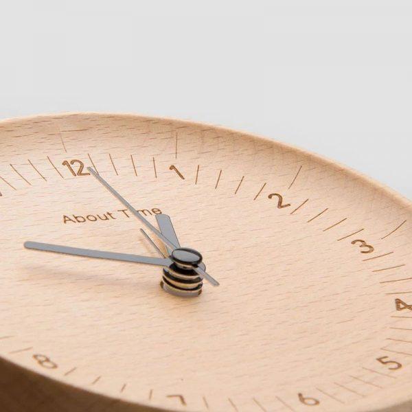Xiaomi About Time Wooden Desktop Table Clocks (1)