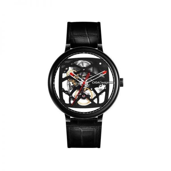 Xiaomi Ciga Design Creative Leather Strap Automatic Mechanical Men Watch (2)