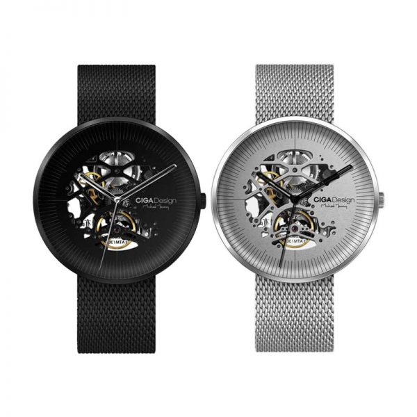 Xiaomi Ciga Design Hollow Out Mechanical Watch (5)