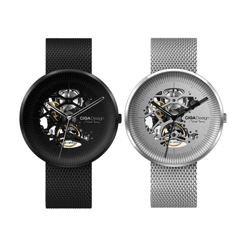 Xiaomi Ciga Design Hollow Out Mechanical Watch (5)