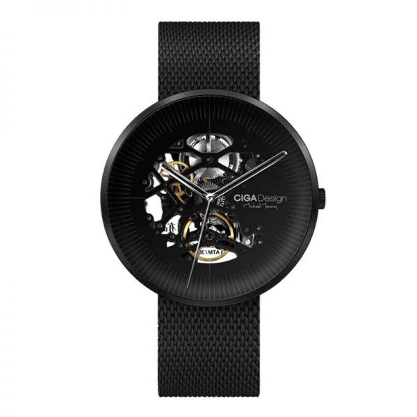 Xiaomi Ciga Design Hollow Out Mechanical Watch (6)