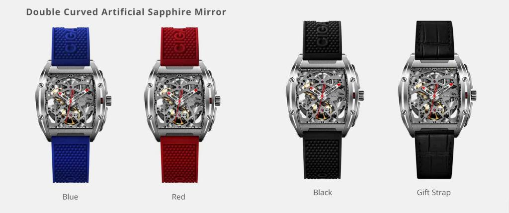 Xiaomi Ciga Design Z Series Mechanical Mens Watch (4)
