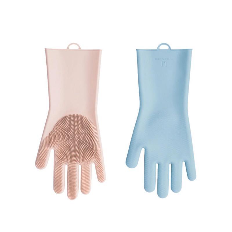 Xiaomi Jordan Judy 1 Pair Magic Silicone Cleaning Gloves (2)