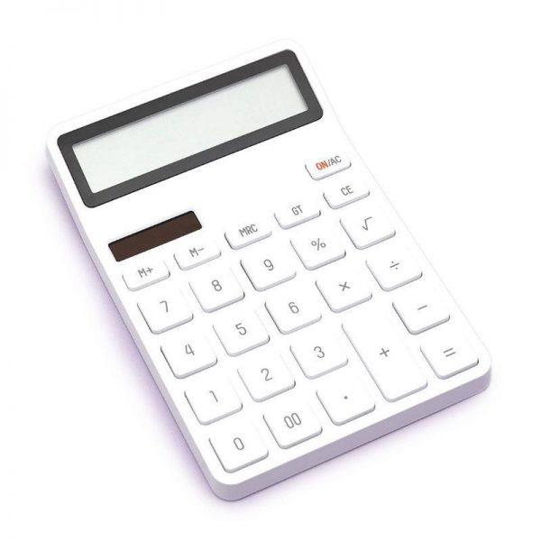 Xiaomi Lemo Dual Drive 12 Digit Display Automatic Shutdown Calculator (1)