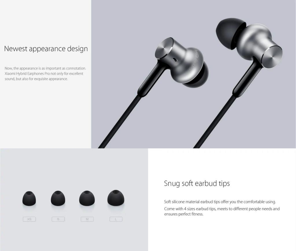 Xiaomi Mi In Ear Pro Hd (3)