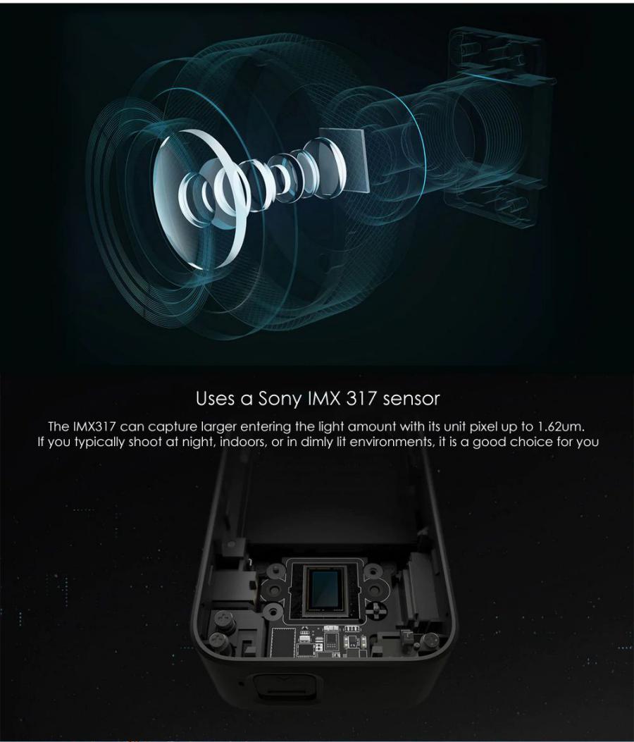 Xiaomi Mijia 4k Mini Action Camera (7)
