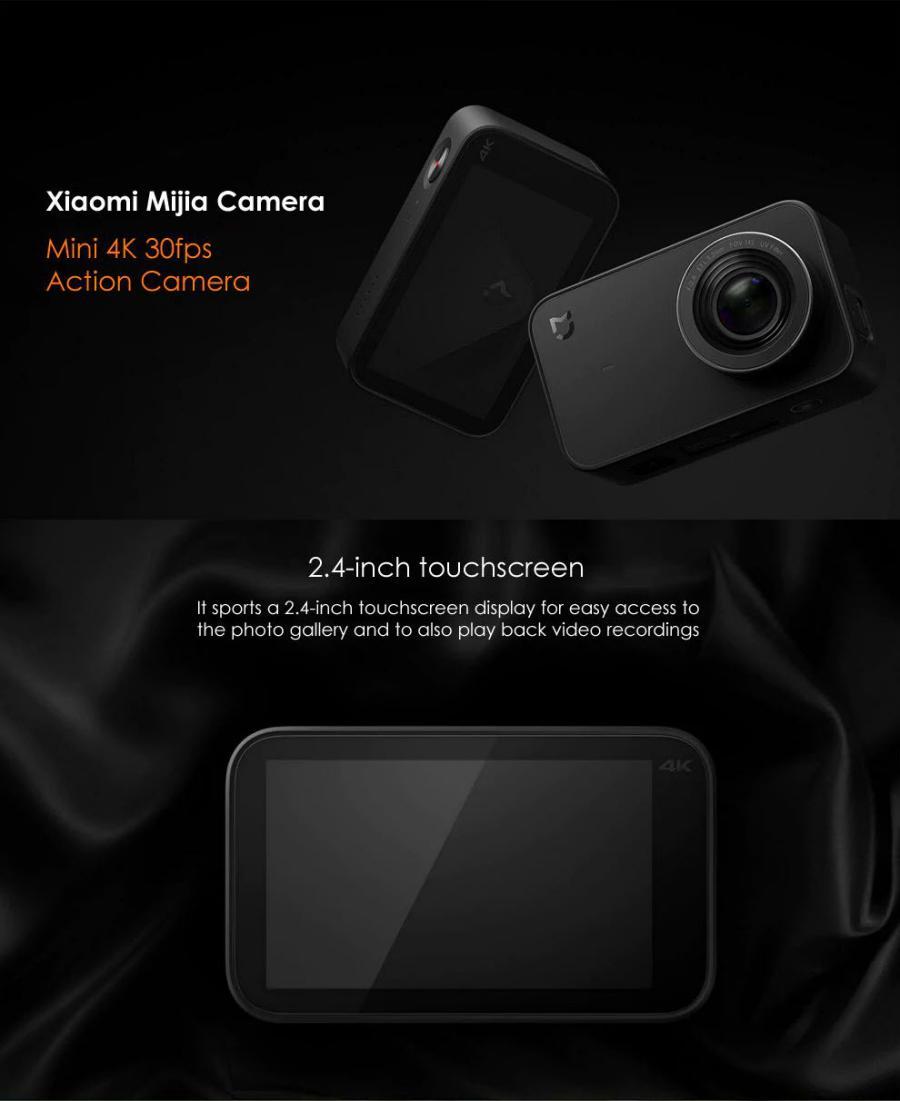 Xiaomi Mijia 4k Mini Action Camera (8)