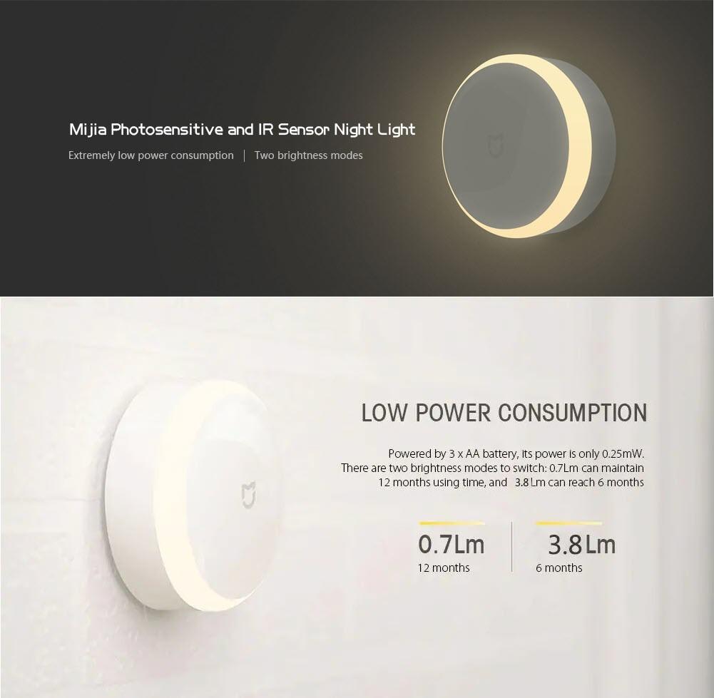 Xiaomi Mijia Sensor Night Light (9)