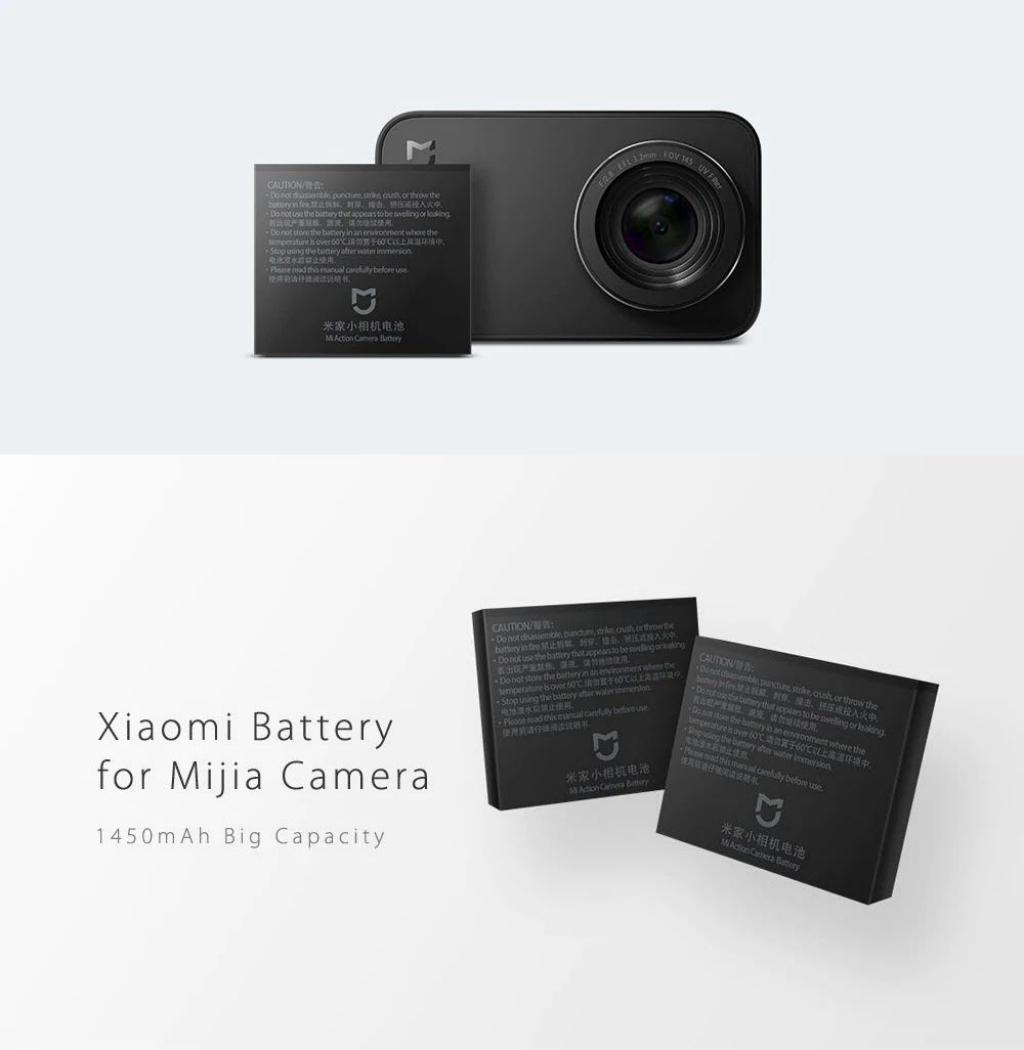 Xiaomi Mijia Standby Battery 1450mah Capacity (3)