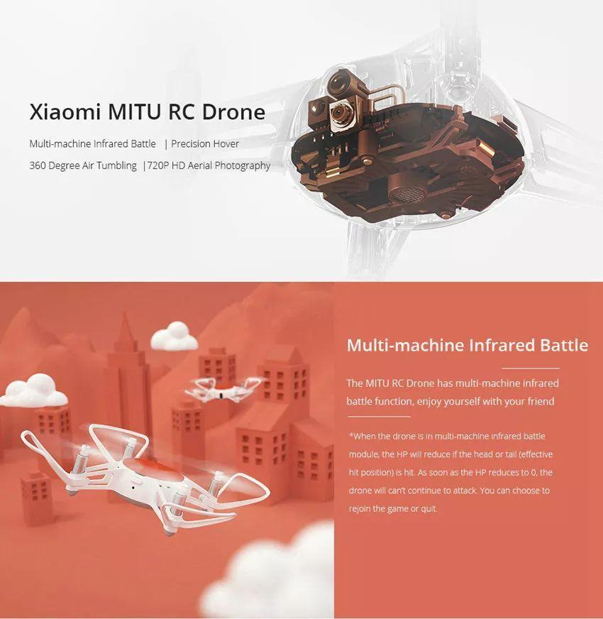 Xiaomi Mini Drone With 720p Hd Camera (2)