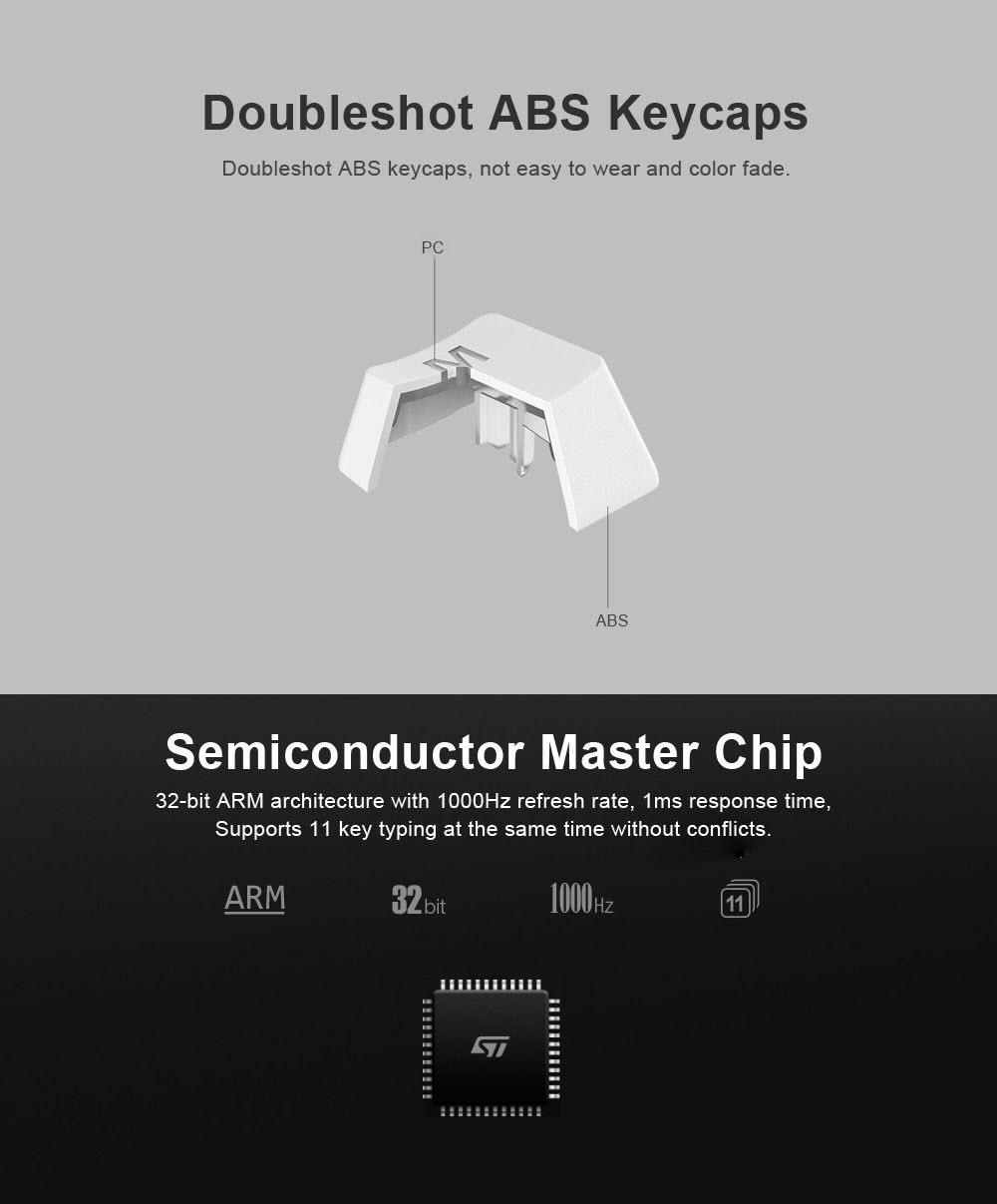 Xiaomi Mk01 Mechanical Gaming Keyboard (1)
