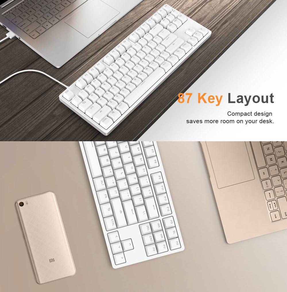 Xiaomi Mk01 Mechanical Gaming Keyboard (2)