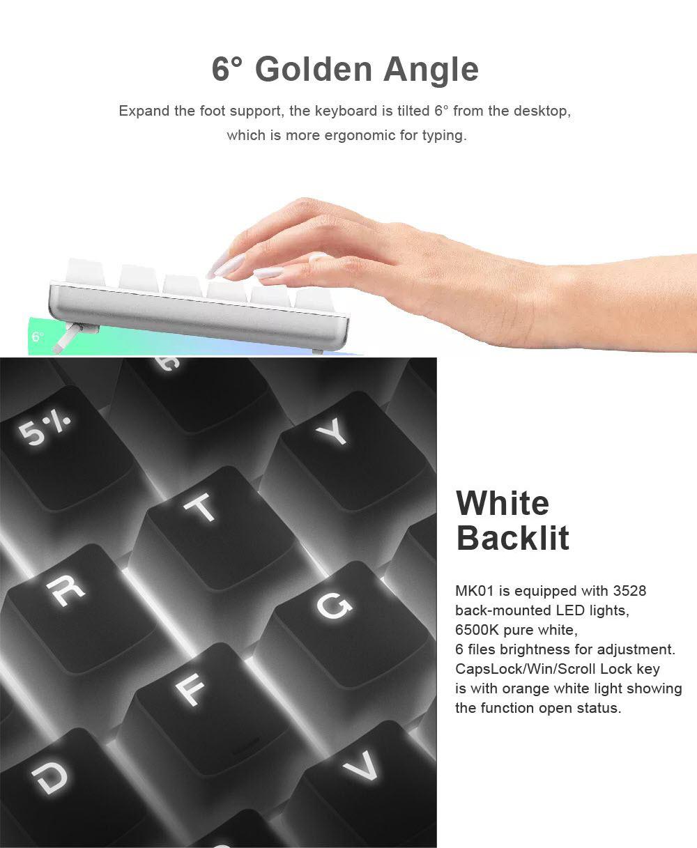 Xiaomi Mk01 Mechanical Gaming Keyboard (3)