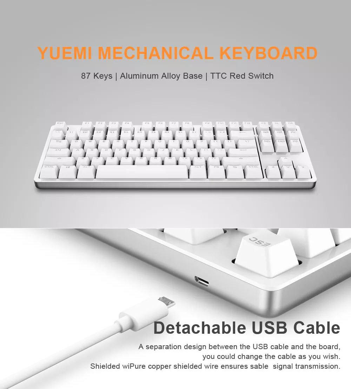 Xiaomi Mk01 Mechanical Gaming Keyboard (5)