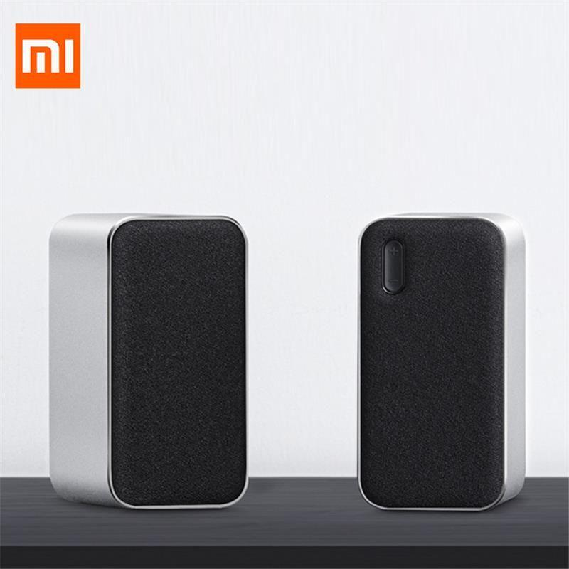 Xiaomi Portable Wireless Bluetooth Computer Speaker 2pcs (3)