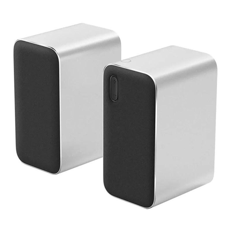 Xiaomi Portable Wireless Bluetooth Computer Speaker 2pcs (4)