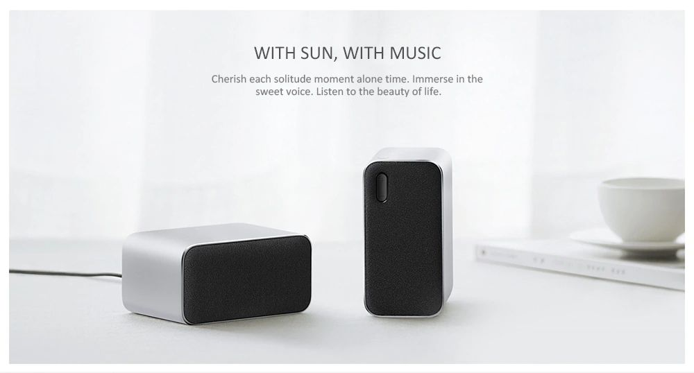 Xiaomi Portable Wireless Bluetooth Computer Speaker 2pcs (5)
