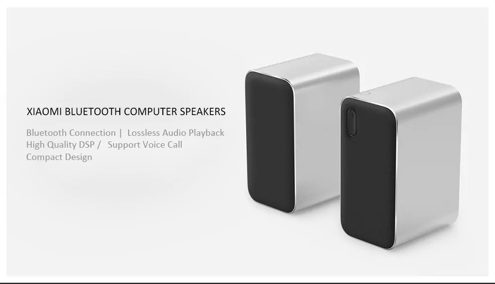 Xiaomi Portable Wireless Bluetooth Computer Speaker 2pcs (8)