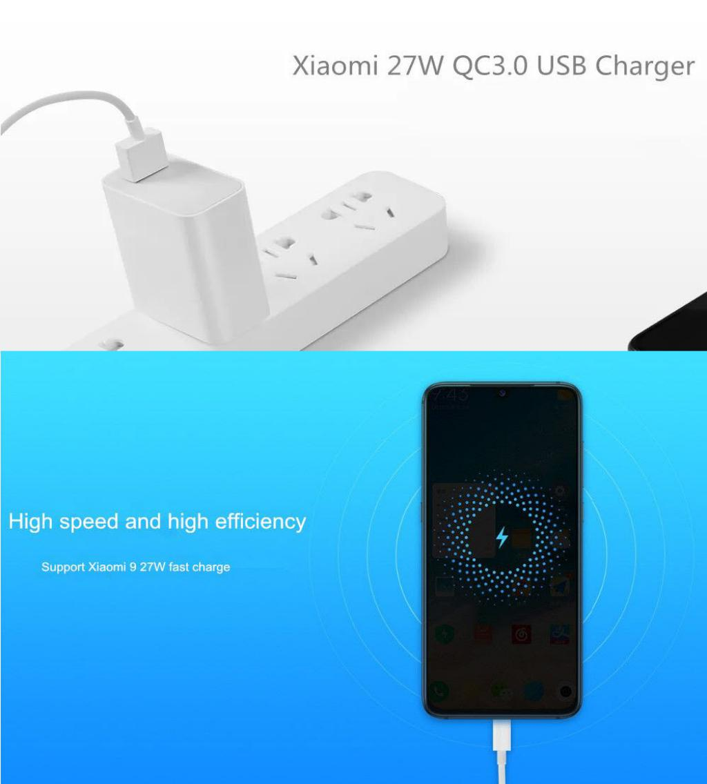 Xiaomi Qc 4 Charger 27w Usb Adapter (2)
