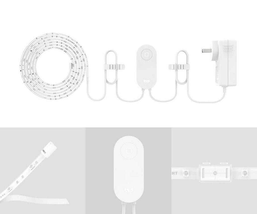 Xiaomi Yeelight Lightstrip Plus With Google Assistant 2m (2)