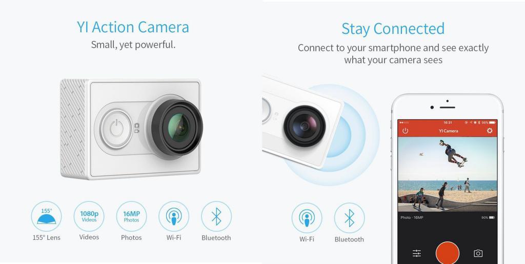 Xiaomi Yi 2k Action Camera (5)