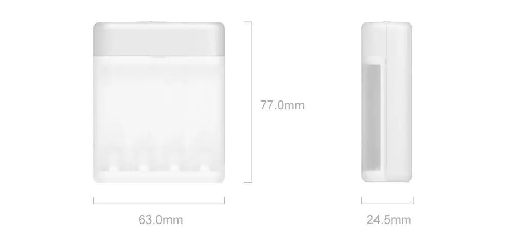 Xiaomi Zmi Zi5 Zi7 Aa Aaa Ni Mh Usb Battery Charger (1)