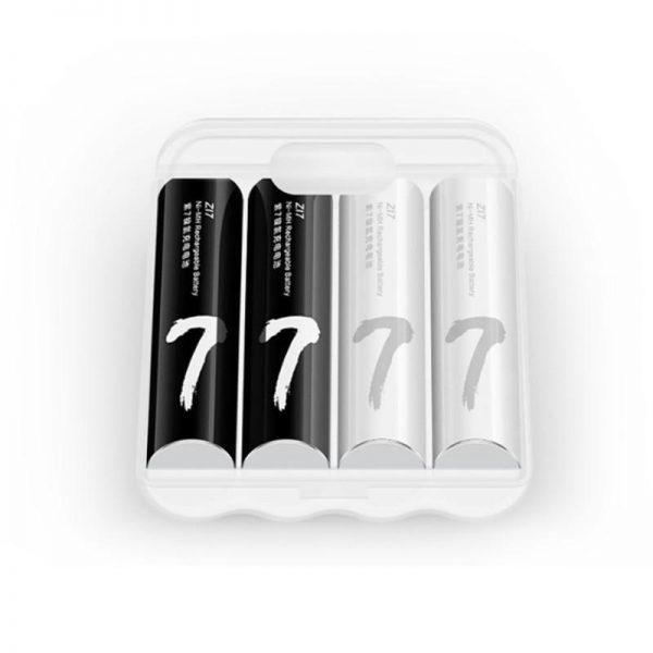 Xiaomi Zmi Zi7 Ni Mh Aaa Rechargeable Batteries 4 Pcs (3)