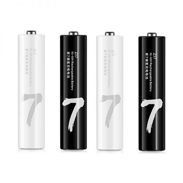 Xiaomi Zmi Zi7 Ni Mh Aaa Rechargeable Batteries 4 Pcs (5)