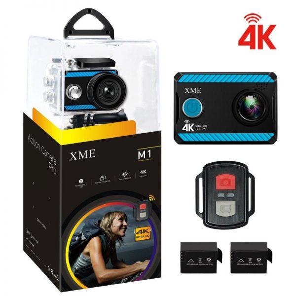 Xme Ultra Hd 4k Waterproof Action Camera (1)