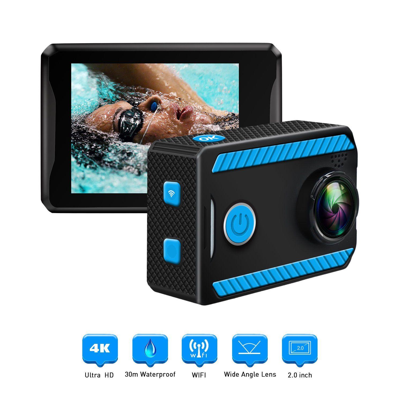 Xme Ultra Hd 4k Waterproof Action Camera (2)