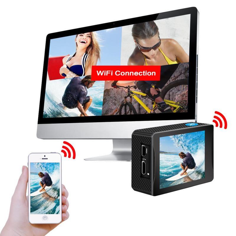 Xme Ultra Hd 4k Waterproof Action Camera (3)