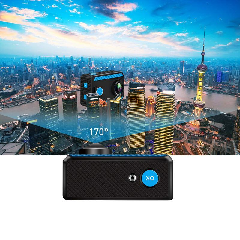 Xme Ultra Hd 4k Waterproof Action Camera (4)