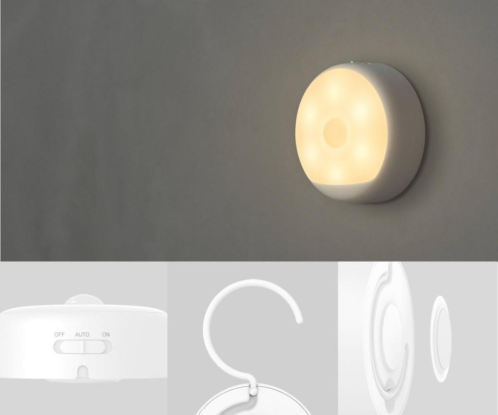 Yeelight Motion Sensor Rechargeable Nightlight (1)