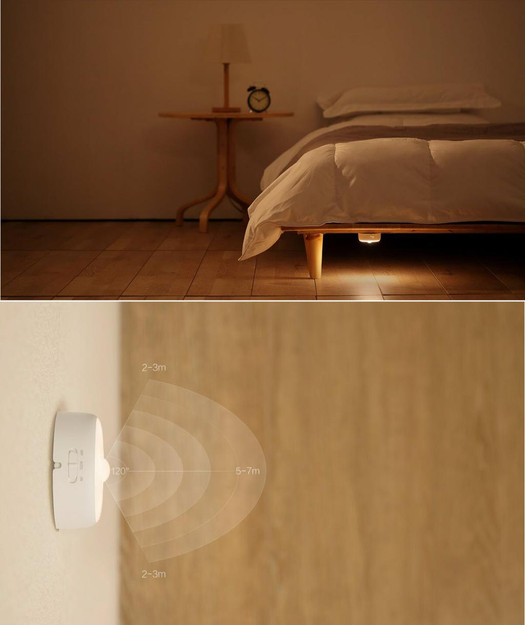 Yeelight Motion Sensor Rechargeable Nightlight (5)