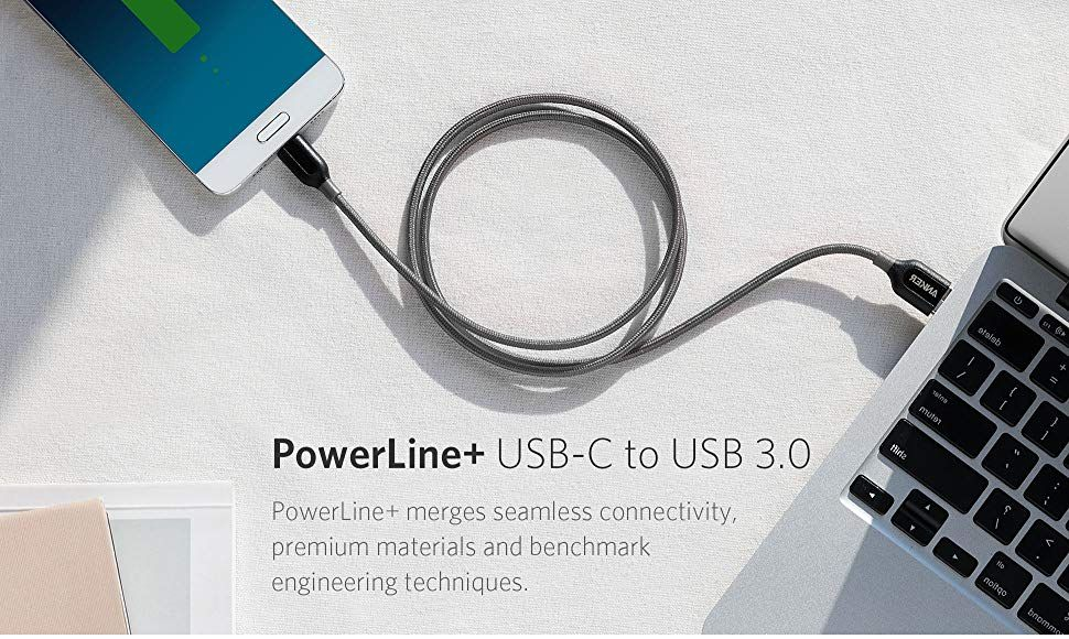 Anker Powerline Usb C To Usb 3 6ft Cable (2)