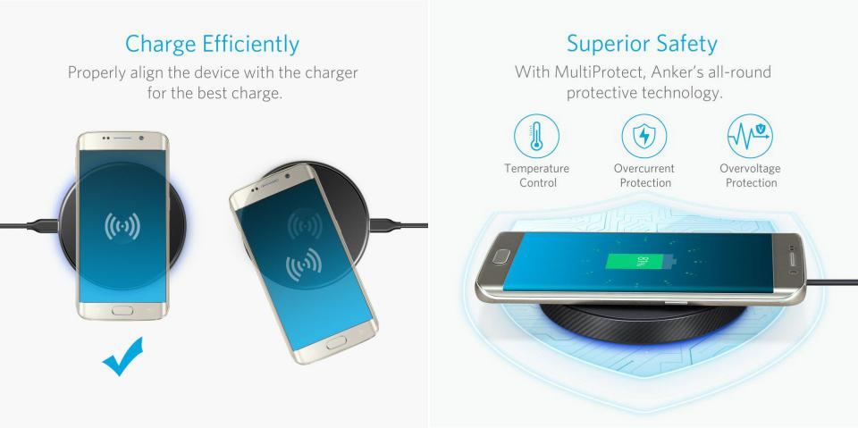 Anker Powertouch 5w Wireless Charger (2)